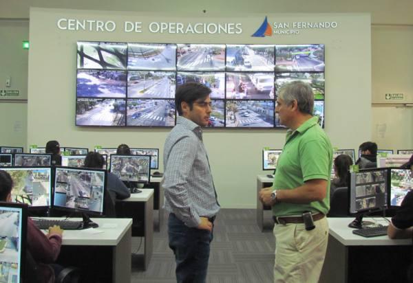 Centro Monitoreo de San Fernando