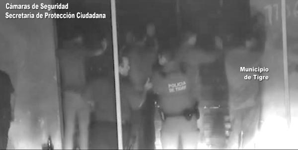 Cuatro detenidos por robar un kiosco en Don Torcuato