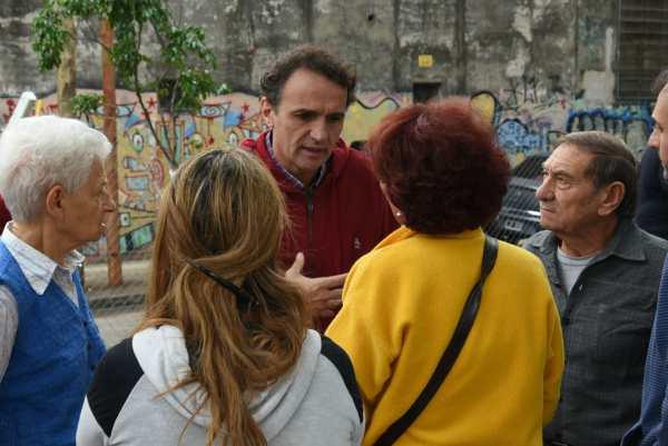Katopodis presentó un amparo para los vecinos que perderán la Tarifa Social de Gas