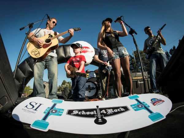 Rampas, música y food trucks: se viene la cuarta edición del festival Skate San Isidro