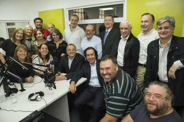 Radio Provincia inauguró estudio y muestra su cara renovada