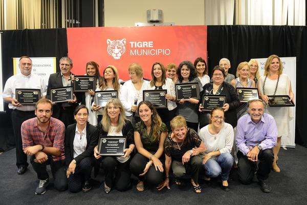 Tigre albergó la entrega de premios León del Norte 2018