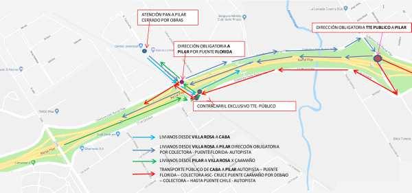 Comienzan los trabajos en las vías del Belgrano Norte en Caamaño