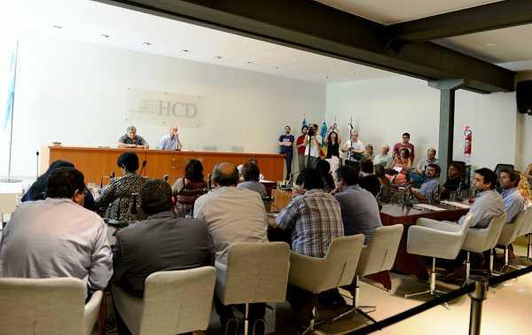 El HCD de San Fernando le puso un freno a Farmacity