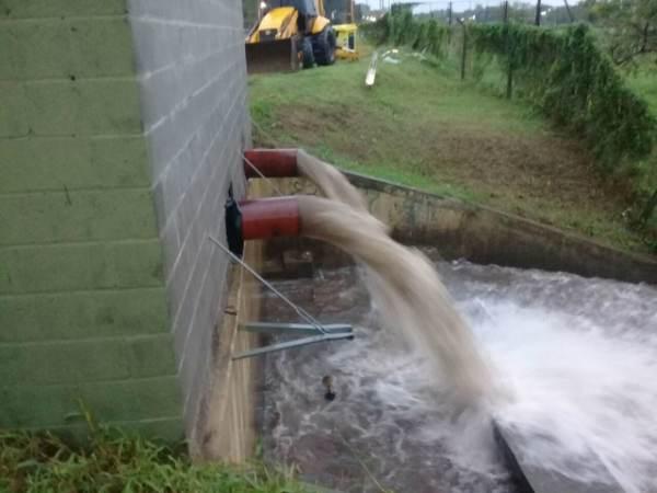 San Isidro destacó el funcionamiento de su sistema hidráulico