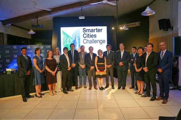 La municipalidad de San Isidro e IBM presentan un proyecto de energías renovables