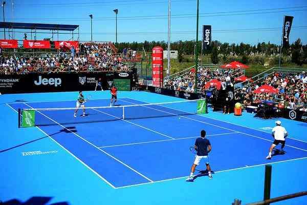 Llega la segunda edición amateur de la Copa de Tenis Ciudad de Tigre