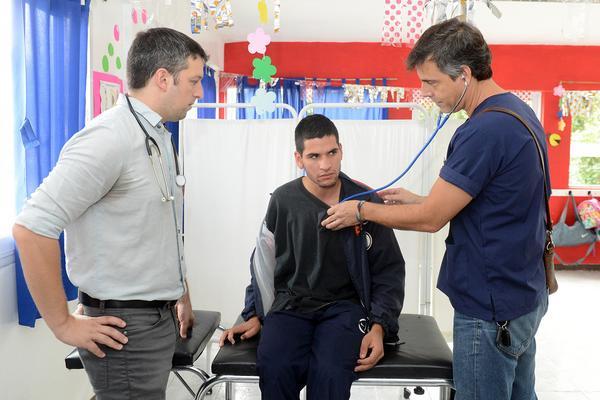 En el mes de la inclusión, se brindaron los controles médicos necesarios para los jóvenes con discapacidad que participarán en los próximos torneos deportivos.