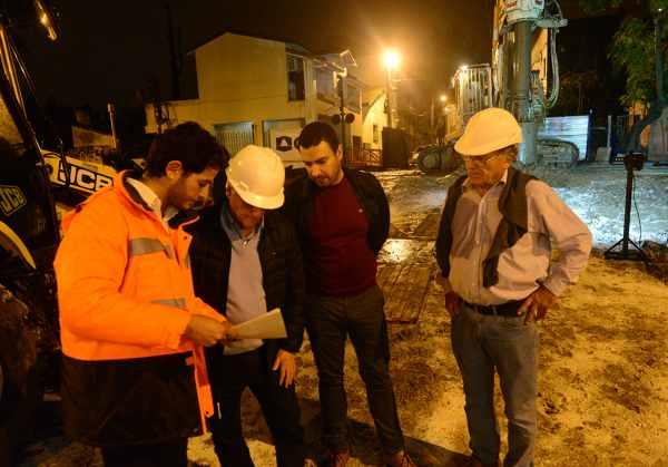 San Fernando comenzó la construcción del Túnel de Quirno Costa, el 5to de la ciudad