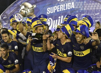 Boca, un justo bicampeón del fútbol argentino, más allá de las lesiones, las polémicas y las controversias de su juego