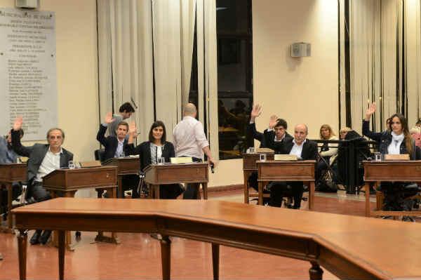 En el HCD, el FR Tigre pidió por la emergencia tarifaria y reprobó el préstamo solicitado al FMI