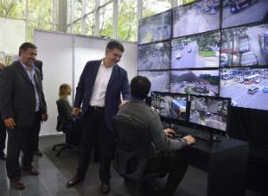 El intendente de Vicente López, Jorge Macri, participó de la primera edición de Smart and Safe Cities, un foro de tecnología aplicada a la seguridad