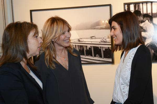El Museo de Arte Tigre inauguró la exposición fotográfica de Grace Ratto