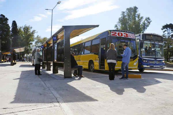 Se inauguró la segunda etapa del Centro de Transferencia Pilar