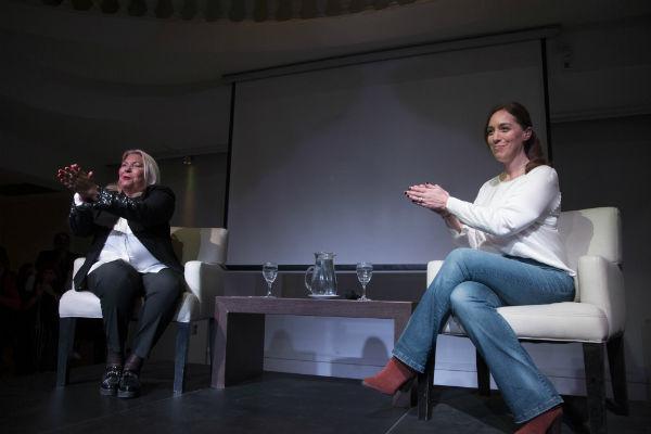 Vidal anunció un aumento extra del 2% para docentes bonaerenses