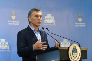 """Macri se manifestó """"conmocionado"""" por la muerte de De La Sota"""