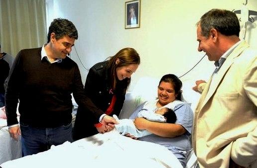 Vicente López obtuvo los mejores registros de mortalidad infantil en el país