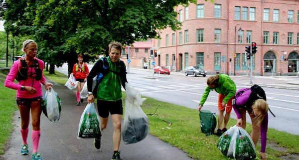 Llega a San Isidro el Plogging, el deporte que combina el ejercicio con el cuidado del ambiente