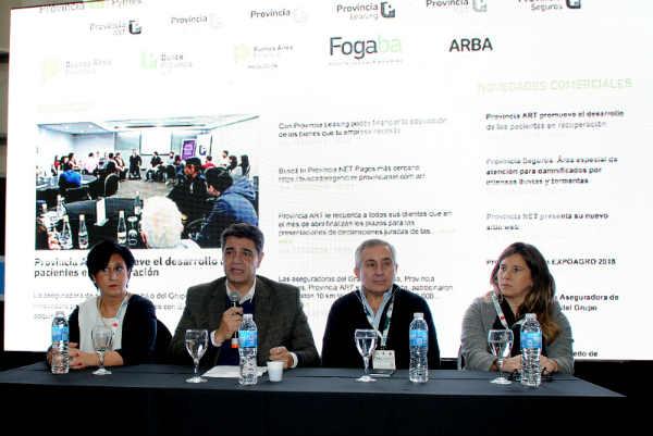 El Grupo Provincia participó del EPIBA 2018