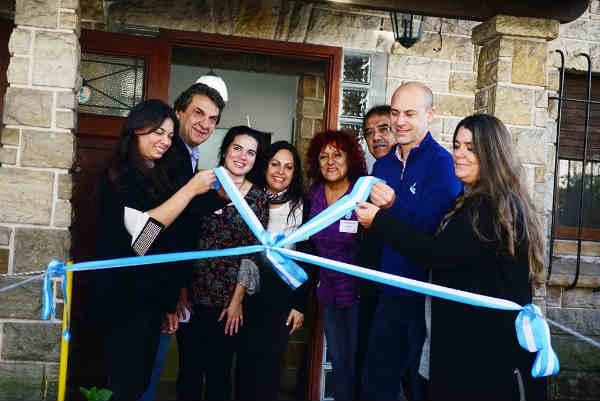 San Fernando celebró el 30 aniversario del Centro de Día para Ciegos y Disminuidos Visuales