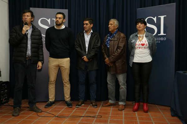 San Isidro y Nación entregaron diplomas del programa de empleo independiente