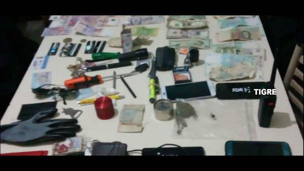 Detuvieron a los ladrones que robaban con inhibidores de alarmas en el Centro Comercial de Nordelta
