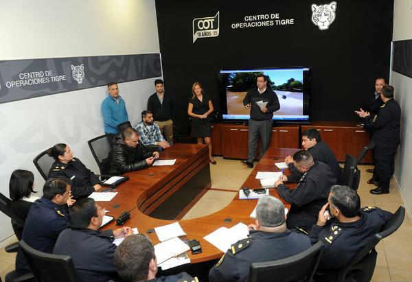 Violencia de género: Tigre reforzó los protocolos de seguridad con el cuerpo policial del distrito
