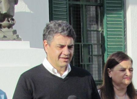 """Jorge Macri: """"Buenos para generar paros, no para cuidar el trabajo"""""""