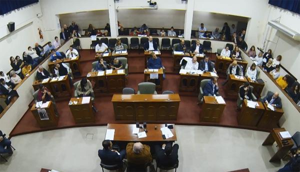 Tras una tensa sesión el HCD de San Isidro renovó sus autoridades