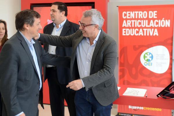 La Organización de Estados Iberoamericanos eligió a Tigre para su primera experiencia educativa con municipios