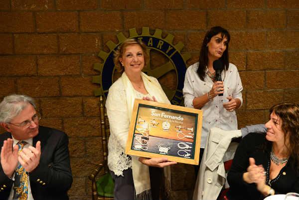 El  Rotary Club de Victoria festejó su 60 aniversario