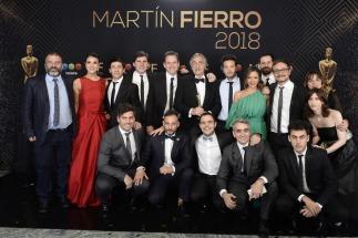 """""""Un Gallo para Esculapio"""" fue el gran ganador de los Martín Fierro: se llevó el oro y seis estatuillas más"""