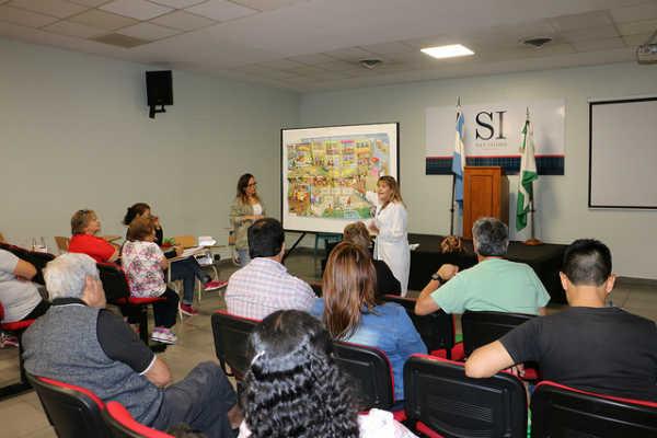 Especialistas brindan consejos sobre diabetes en San Isidro