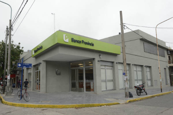 Banco Provincia dispuso un plan de recarga de dinero de su red de cajeros