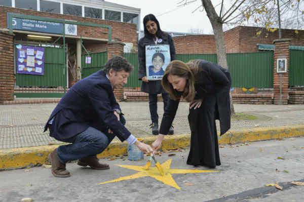 Vidal participó de una jornada de educación vial en San Isidro