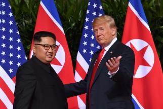 Cumbre histórica Trump-Kim alumbra un acuerdo con muchos interrogantes