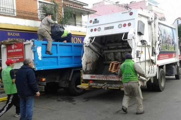 A causa de un paro, se interrumpirá el servicio de recolección de basura en Tigre