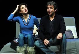 Valeria Bertuccelli acusó de maltrato a Darín y el actor le pidió disculpas públicamente