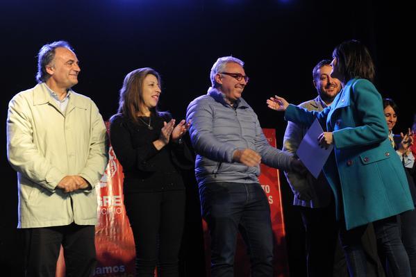 Julio Zamora reconoció la labor de las cooperadoras escolares de Tigre