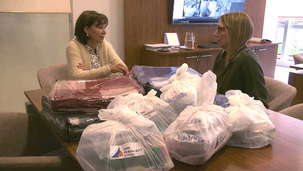 San Fernando asiste a vecinos con el Programa Refuerzo Invernal
