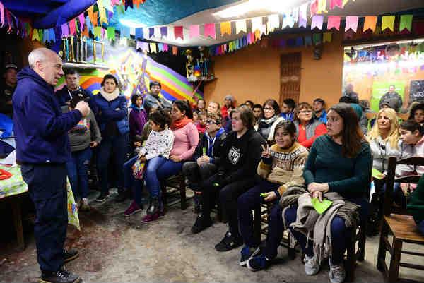 San Fernando intensifica el Programa de Prevención de Accidentes Domésticos en época invernal