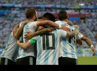 Argentina le ganó agónicamente a Nigeria y jugará en octavos contra Francia en Rusia 2018