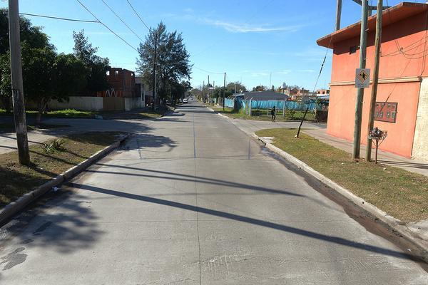 Tigre realizó repavimentación y obras hidráulicas en El Talar y Don Torcuato