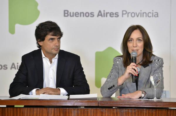 Vidal anunció el adelanto del pago del medio aguinaldo y un aumento en la jubilación mínima y asignaciones familiares
