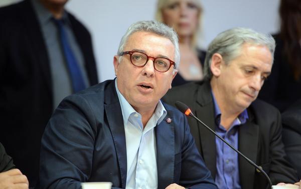 Julio Zamora rechaza el nuevo ajuste de Cambiemos en la educación