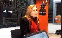 Alejandra Irene Fontao, titular de la Subsecretaría de Fortalecimiento Familiar de Tigre