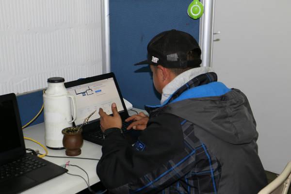 Inscripción a las olimpiadas digitales en San Isidro