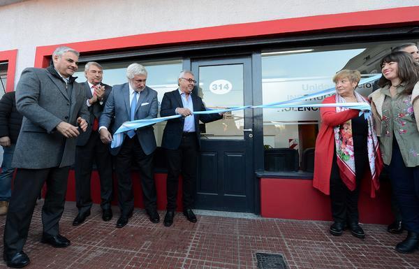 Julio Zamora inauguró la nueva sede de la Fiscalía de Género de Tigre