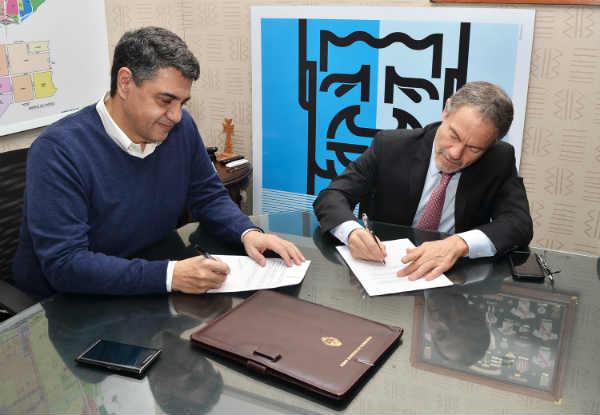 Vicente López y la Provincia acuerdan facilitar el acceso a la Justicia en el municipio