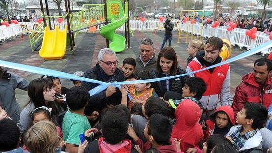 Julio Zamora anunció nuevas obras de gas y asfalto para Benavídez